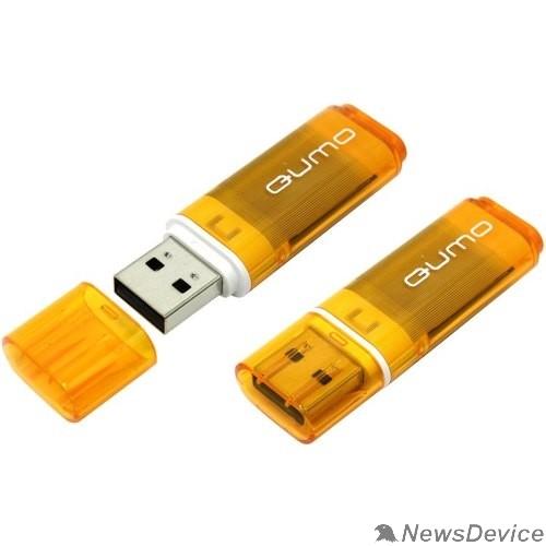 Носитель информации USB 2.0 QUMO 32GB Optiva 01 Orange QM32GUD-OP1-orange