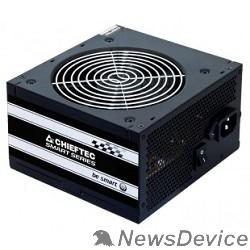 Блок питания Chieftec 600W RTL GPS-600A8 ATX-12V V.2.3 PSU with 12 cm fan, Active PFC, fficiency >80% with power cord 230V only