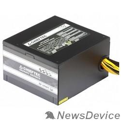 Блок питания Chieftec 650W RTL GPS-650A8 ATX-12V V.2.3 PSU with 12 cm fan, Active PFC, fficiency >80% with power cord 230V only