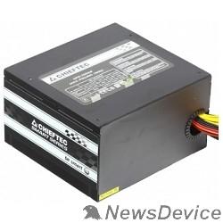 Блок питания Chieftec 700W RTL GPS-700A8 ATX-12V V.2.3 PSU with 12 cm fan, Active PFC, fficiency >80% with power cord 230V only