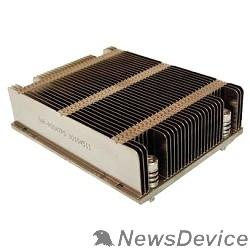 Опция к серверу Supermicro SNK-P0047PS 1U (2011 Narrow, радиатор без вентилятора, Cu+Al)