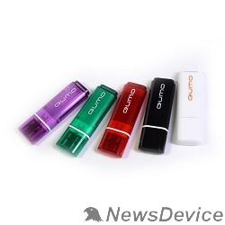 Носитель информации USB 2.0 QUMO 64GB Optiva 01 White QM64GUD-OP1-white