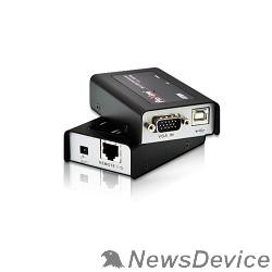 Переключатель ATEN CE100 Mini USB KVM EXTENDER W/230V ADP