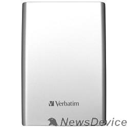"носители информации Verbatim Portable HDD 1Tb Store'n'Go USB3.0, 2.5"" 53071 Silver"
