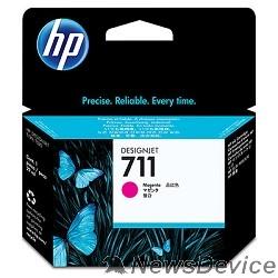 Расходные материалы HP CZ131A Картридж №711, Magenta Designjet T120/T520, Magenta (29ml)
