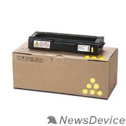Расходные материалы Ricoh 406351/407639 Картридж тип SPC310E, Yellow Aficio SPC231N/SF/232DN/SF/311N/312DN/320DN/242DN/SF, (2500стр)