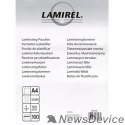 Пленка Lamirel Пленка для ламинирования CRC LA-7865801 (А4, 100мкм, 100 шт.)