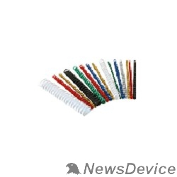 Расходные материалы Lamirel Пружина пластиковая CRC LA-7867002 (10 мм. Цвет: белый, 100 шт.)