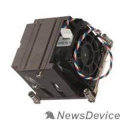 Опция к серверу Supermicro SNK-P0048AP4 (2U) (4пин, 1356 / 2011 / 2011 Narrow, 52 дБ, 8400 об / мин, Cu + Al + тепловые трубки)