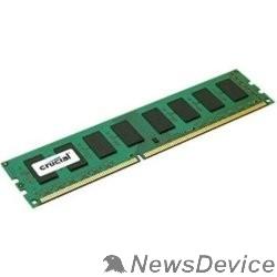 Модуль памяти Crucial DDR3 DIMM 8GB (PC3-12800) 1600MHz CT102464BD160B