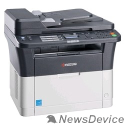 принтер Kyocera FS-1025MFP 1102M63RUV/1102M63RU0/1102M63RU2 МФУ до 25 стр A4 в мин