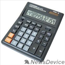 Калькулятор Калькулятор бухгалтерский Citizen SDC-444S черный 12 разрядный 778798