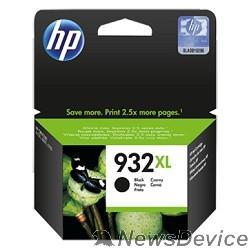 Расходные материалы HP CN053AE Картридж №932XL, Black OfficeJet 6100/6600/6700, Black