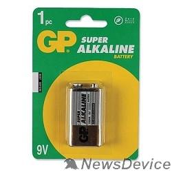 Батарейки  GP 1604A-5CR1 10/200  Super (1 шт. в уп-ке) крона