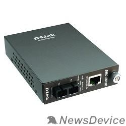Сетевое оборудование D-Link DMC-515SC/D7A/E Конвертер 10/100 UTP в 100Мб SM Fiber (15km, SC)