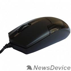 Мышь CBR CM-302 Black USB, Мышь, бесшумное нажатие