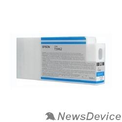 Расходные материалы EPSON C13T596200 SP 7900 / 9900 : Cyan 350 ml