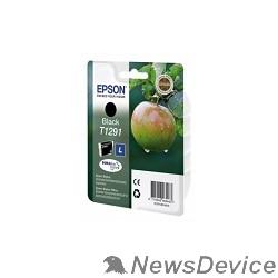 Расходные материалы EPSON C13T12914011/4012/4010 Картридж для SX420W, SX425W,  SX525WD,  SX620FW, BX305F,  BX305FW,  BX320FW,  BX525WD,  BX625FWD, черный (cons ink)
