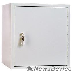 Монтажное оборудование ЦМО Шкаф телекоммуникационный настенный 9U антивандальный (600*530)  (ШРН-А-9.520) (1 коробка)