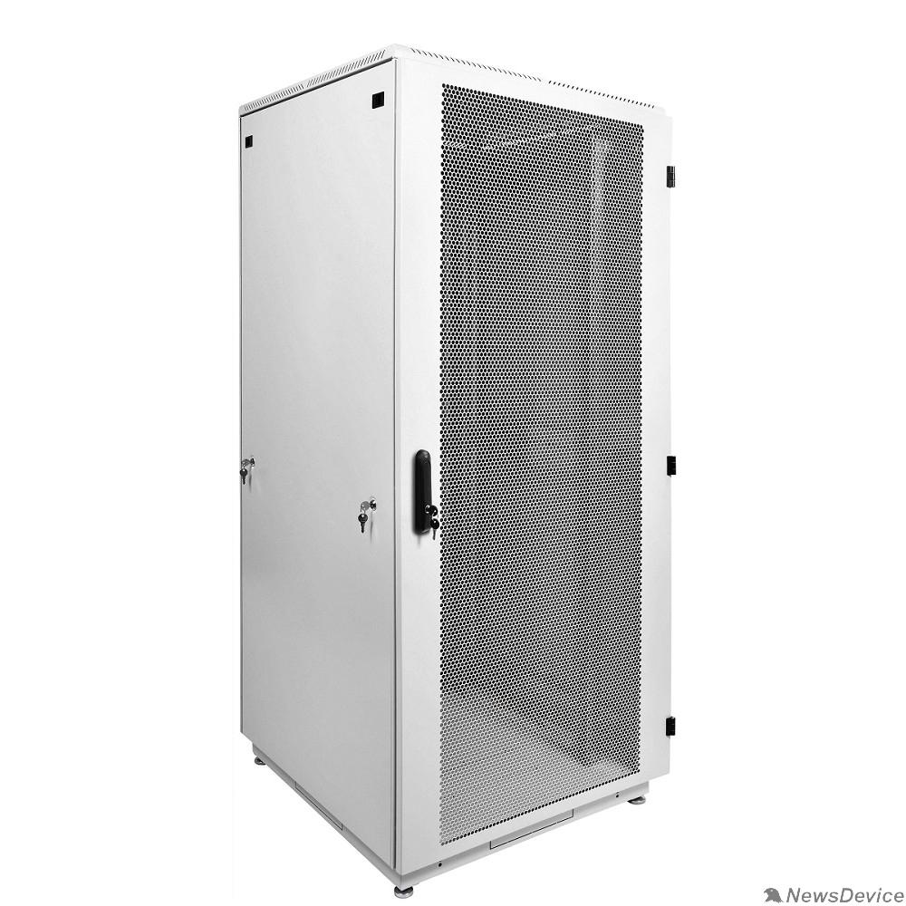 Монтажное оборудование ЦМО Шкаф телекоммуникационный напольный 38U (800x1000) дверь перфорированная (ШТК-М-38.8.10-44АА)