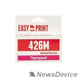 Расходные материалы EasyPrint CLI426M Картридж IC-CLI426M для Canon PIXMA iP4840/MG5140/MG6140/MX884, пурпурный, с чипом