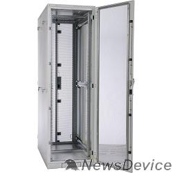 Монтажное оборудование ЦМО Шкаф серверный напольный 42U (800х1000) дверь перфорированная 2 шт. (ШТК-С-42.8.10-44АА) (3 коробки)