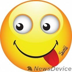 "Коврик Коврик для мыши CBR Simple S9 ""Smile"""