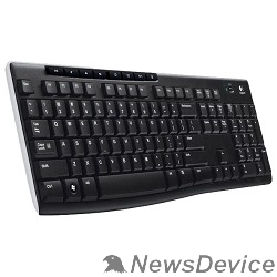 Клавиатура 920-003757 Logitech Клавиатура K270 Wireless