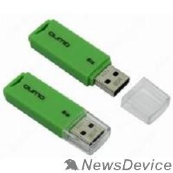 Носитель информации USB 2.0 QUMO 8GB Tropic Green QM8GUD-TRP-Green
