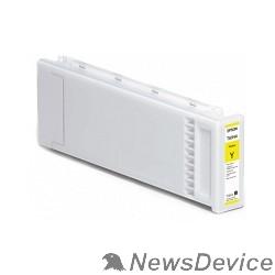 Расходные материалы EPSON C13T694400 EPSON для SC-T3000/T5000/T7000 UltraChrome XD Yellow T694400 (700 мл)  (LFP)