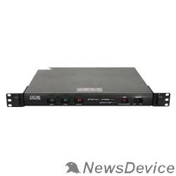 ИБП UPS PowerCom King Pro RM KIN-600AP (1U) Line-Interactive, 600VA/360W, Rack, IEC, Serial+USB