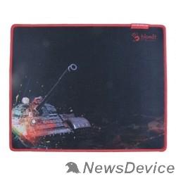 Коврики Коврик для игровой мыши A4Tech Bloody B-072 размер 275 x 225 мм черный/рисунок 762313