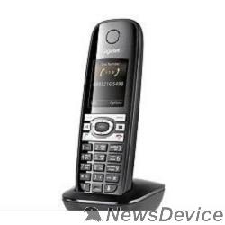 Телефон Gigaset E630H Black Дополнительная трубка (черный)