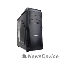Корпус MidiTower Zalman Z3 Plus (без БП) черный