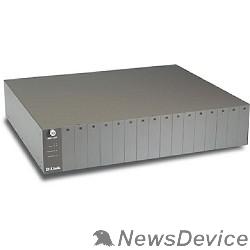 """Сетевое оборудование D-Link DMC-1000/A3A PROJ Шасси для конвертеров 16 слотов, 19"""""""