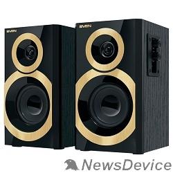 Колонки SVEN SPS-619 GOLD акустическая система 2.0, мощность 2х10 Вт(RMS)