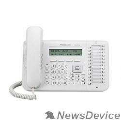 Телефон Panasonic KX-NT543RU White Телефон системный IP