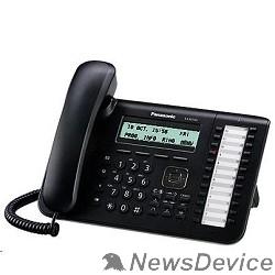 Телефон Panasonic KX-NT543RU-B Black Телефон системный IP