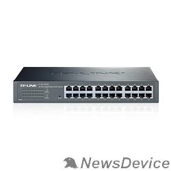 Сетевое оборудование TP-Link TL-SG1024DE Easy Smart гигабитный 24-портовый коммутатор