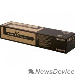 Расходные материалы Kyocera-Mita TK-8505K Картридж, Black TASKalfa 4550ci/5550ci, Black, (30 000стр.)