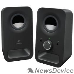 Колонки Logitech Z-150, Black 980-000814 Колонки 2.0