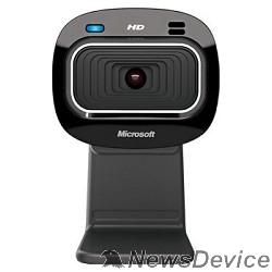 Цифровая камера Microsoft LifeCam HD-3000  USB 2.0, 1280*720, автофокус, Mic, Black  RTL  T3H-00013