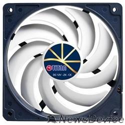 Вентилятор Case fan Titan 120x120x25mm Extreme PWM (TFD-12025H12ZP/KE(RB))
