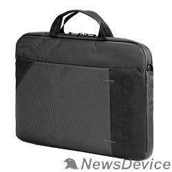 Сумка для ноутбука Сумка Continent  CC-205 GA(нейлон, серый, 15,6'')