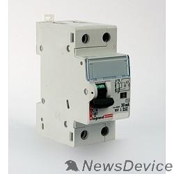 Дифавтоматы Legrand 411000 Автоматический выключатель дифференциального тока Legrand DX3 10A Тип AC 30mA