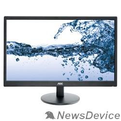 """Монитор LCD AOC 21.5"""" E2270SWN черный TN 1920х1080 LED 5ms 16:9 90/65 20M:1 200cd D-Sub"""