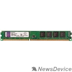 Модуль памяти Kingston DDR3 DIMM 4GB (PC3-12800) 1600MHz KVR16LN11/4 1.35V