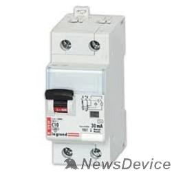 Дифавтоматы Legrand 411004 Автоматический выключатель дифференциального тока Legrand DX3 25A Тип AC 30mA