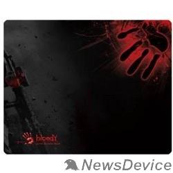Коврики Коврик для игровой мыши A4Tech Bloody B-080 черный/рисунок 762314