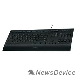 Клавиатура 920-005215 Logitech Клавиатура K280E USB